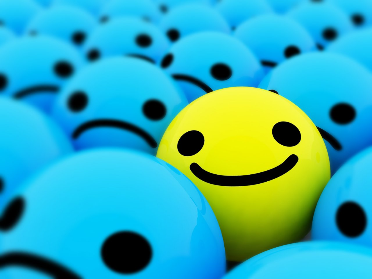 Smile You Are So Beautiful Attitude