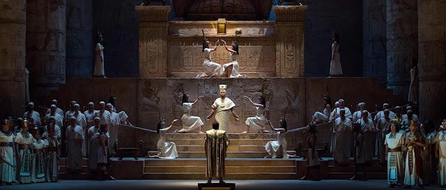Verdi: Aida - Metropolitan Opera (Photo Metropolitan Opera)