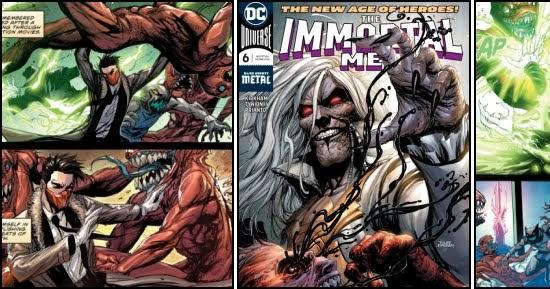 The Immortal Men #6 DC Universe VF//NM 9.0 CB2075
