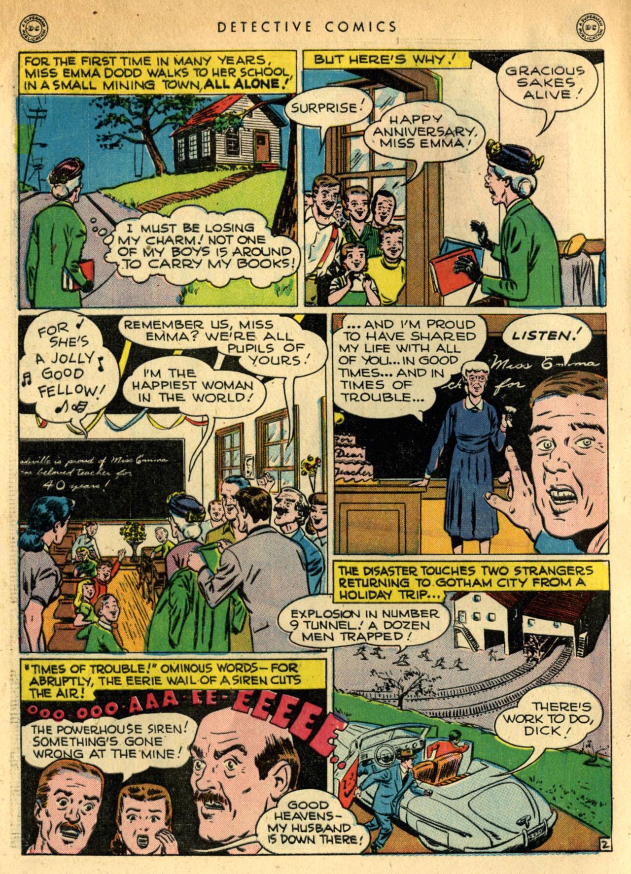 Read online Detective Comics (1937) comic -  Issue #111 - 4