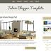 Fabric Blogger, Plantilla Blogger Profesional
