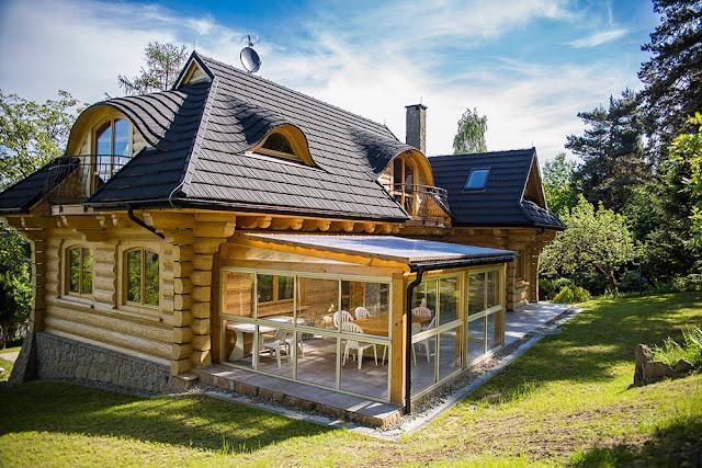 Mój nowy dom - Czy domy z drewna są opłacalne?
