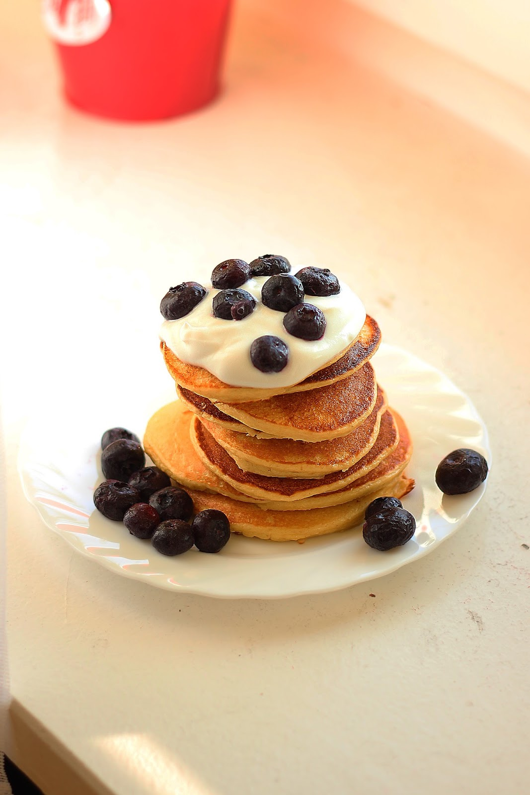 Pancakes twarogowe