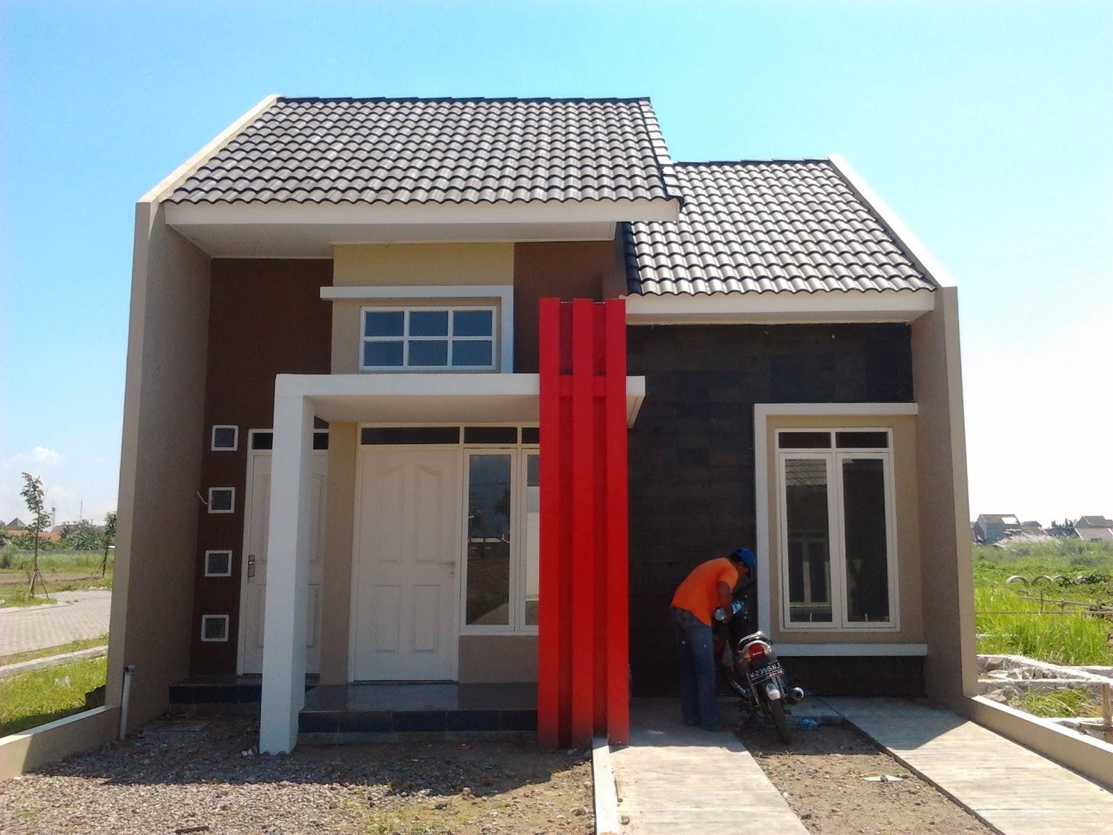 60 Desain  Rumah  Minimalis Type  72 Desain  Rumah  Minimalis
