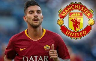 Lorenzo Pellegrini's agent denies Manchester United move