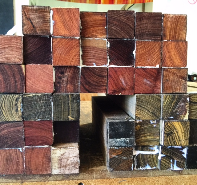 Tropical Exotic Hardwoods: May 2016