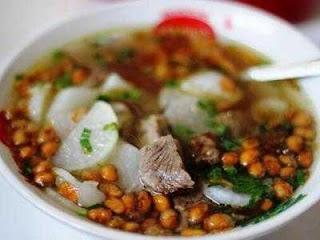 Resep Soto Lobak Bening Bandung, Pake Daging Sapi Makin Mantap