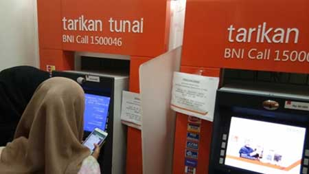 Transfer di ATM BNI Struk Tidak Keluar Saldo Terpotong