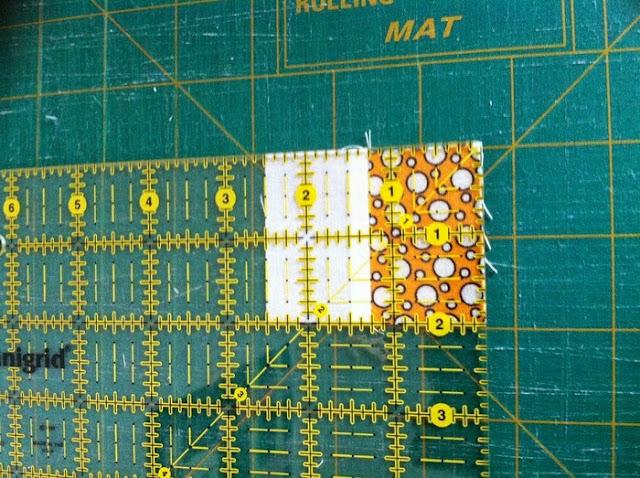 1/4 inch naad testen