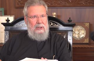 Αρχιεπίσκοπος αποκαλύπτει ότι έχει καρκίνο και στέλνει δυνατό μήνυμα στους καρκινοπαθείς (Video)