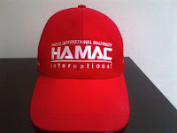 topi promosi Hamac International