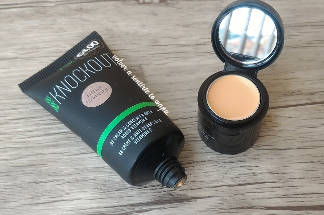 Maquillaje BBcream Knockout  de Primark