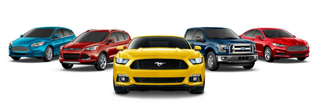 2015 Ford Vehicles available at Gresham Ford