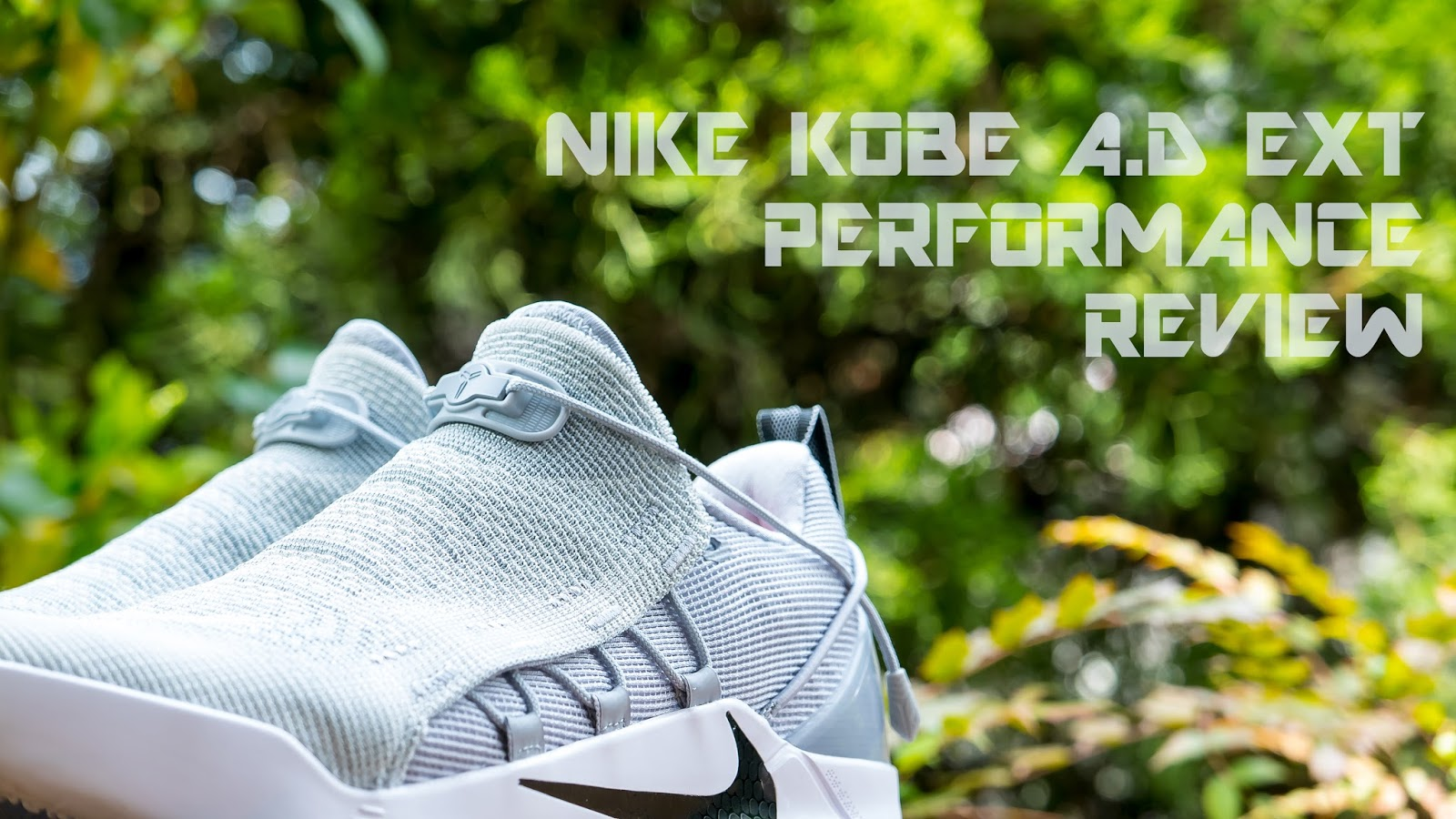 b8e62af83e85 Nike Kobe A.D. NXT Performance Review