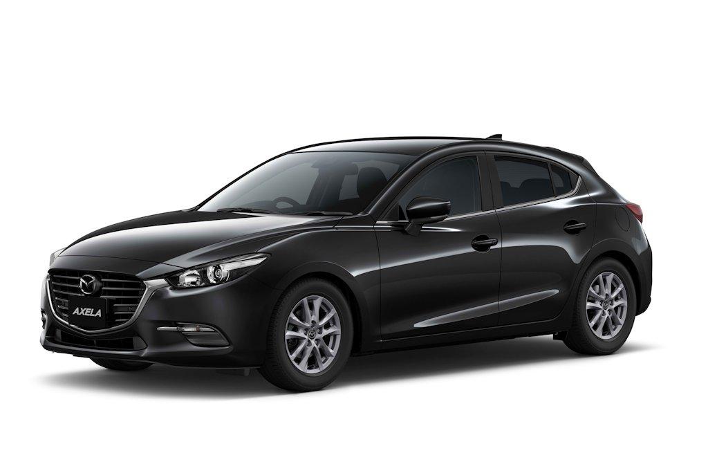 Mazda Cx5 Diesel Usa >> Mazda 3 Mazda 6 Mazda Cx 3 Get G Vectoring Control In | Autos Post