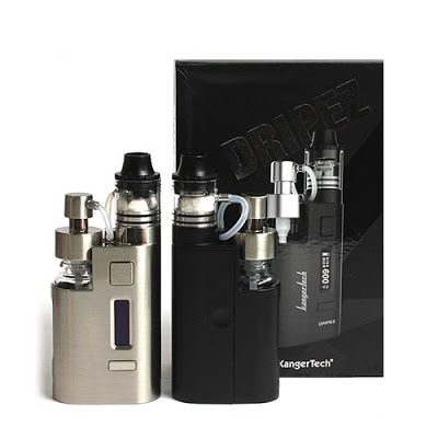 Kanger DRIPEZ Starter kit launching at kanger.info