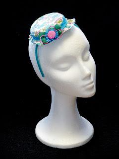 Sombrerito flores