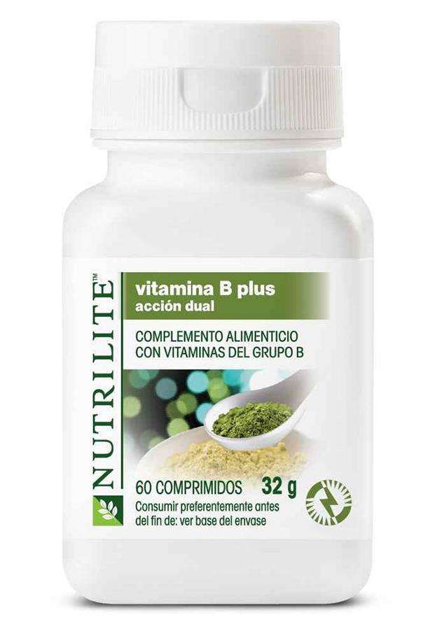 Vitamina B Plus