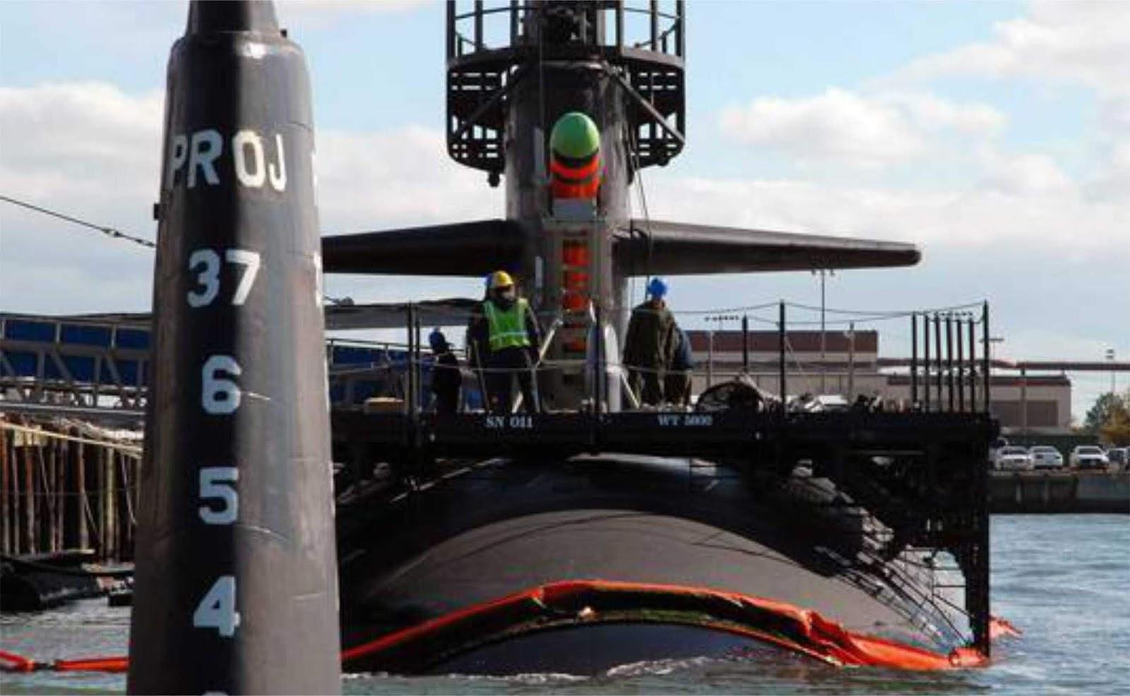 Kemlu Rusia mengomentari pembangunan pangkalan kapal selam nuklir di Norwegia