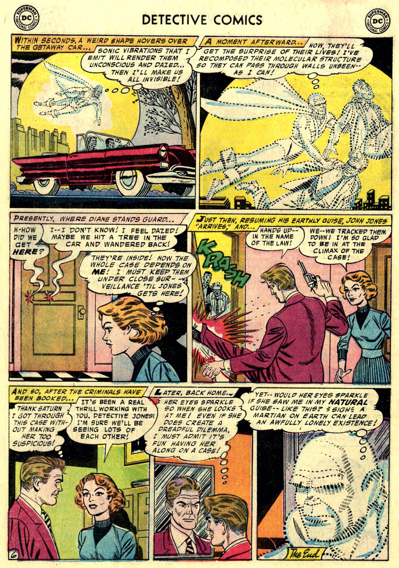 Read online Detective Comics (1937) comic -  Issue #246 - 32