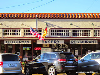 located on the main strip in Fredericksburg, Texas