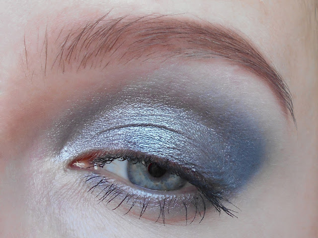 синие смоки айз