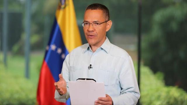 """Venezuela exige a EEUU desclasificar archivos de """"guerra mediática"""""""