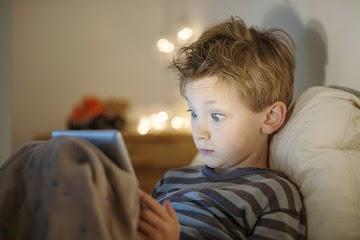 Aqui está o que apenas alguns dias sem dispositivos eletrônicos, fizeram para crianças lendo a emoção humana