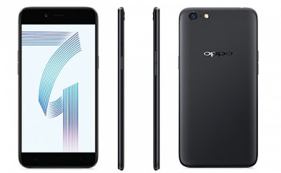 oppo a71 (2018) smartphone
