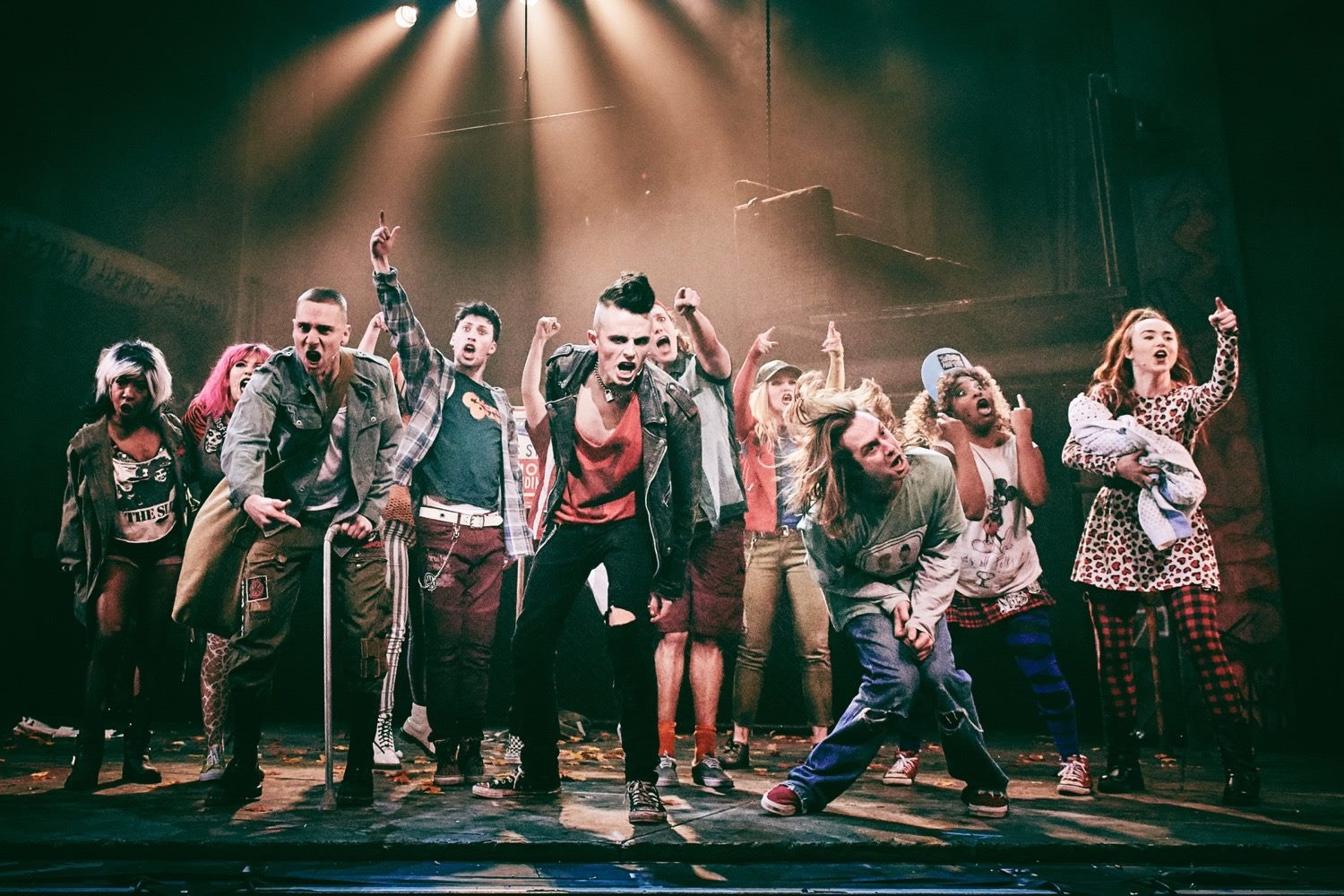 Theatre Review: American Idiot, 10th Anniversary UK Tour, Edinburgh Playhouse.* [AD | Gifted]