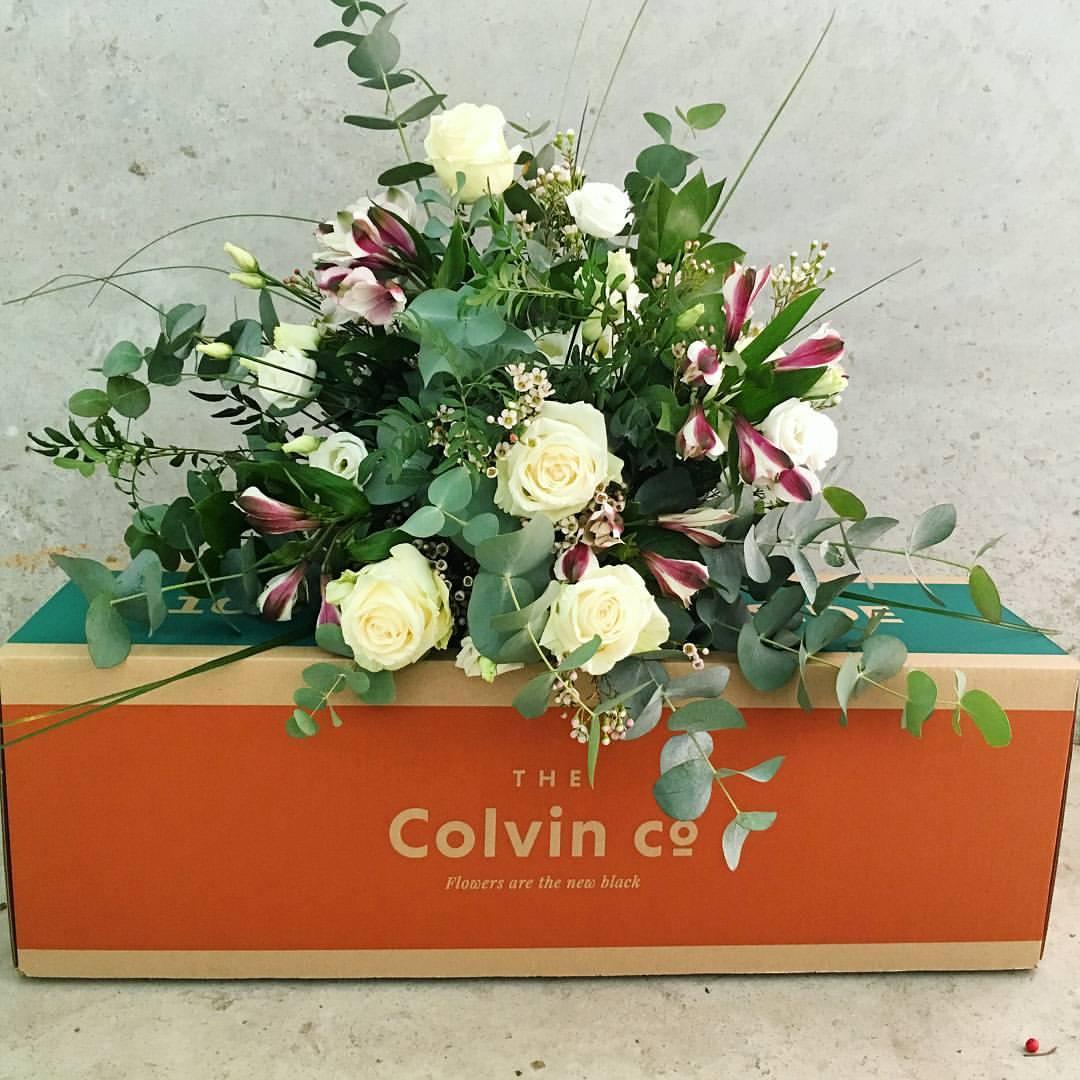 Hecho con encanto flores frescas a domicilio the colvin co - The colvin co ...