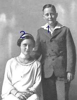 Carl August et Sophie de Saxe-Weimar-Eisenach