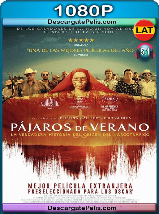 Pájaros de verano (2018) 1080P WEB-DL Latino – Ingles