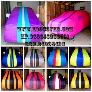 Zoocover Jual Body Cover Mobil Sarung Selimut Motor