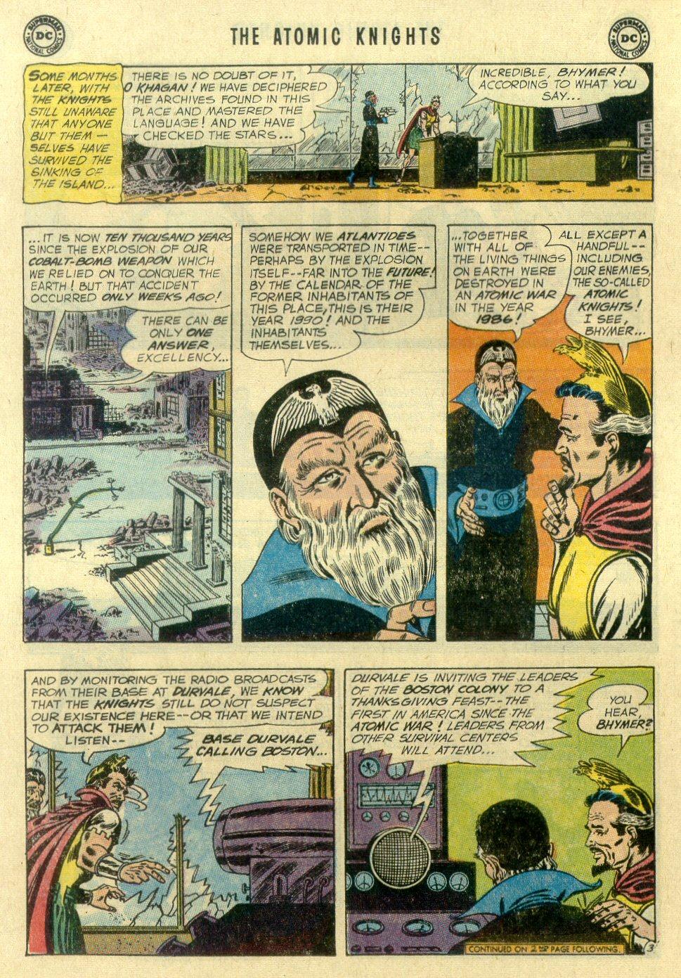 Strange Adventures (1950) issue 222 - Page 24