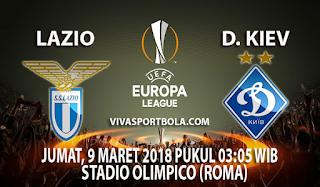 Prediksi Lazio vs Dynamo Kiev 9 Maret 2018