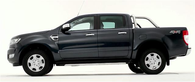 Ford Ranger thực sự mang lại điều gì sau khi trải nghiệm người dùng