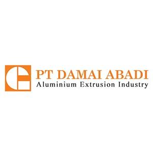 Logo PT Damai Abadi