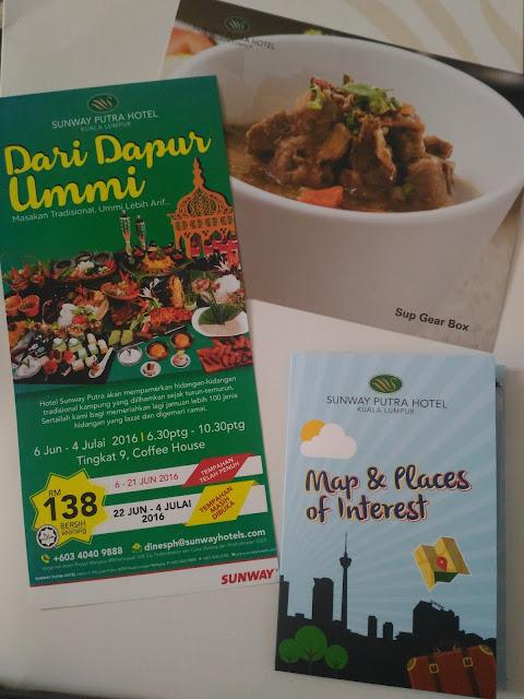 Ramadhan with Dari Dapur Ummi - Sunway Putra Hotel, Kuala Lumpur