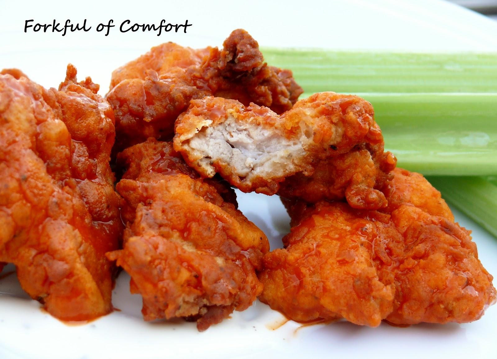 Buffalo Chicken Bites Recipe Dishmaps