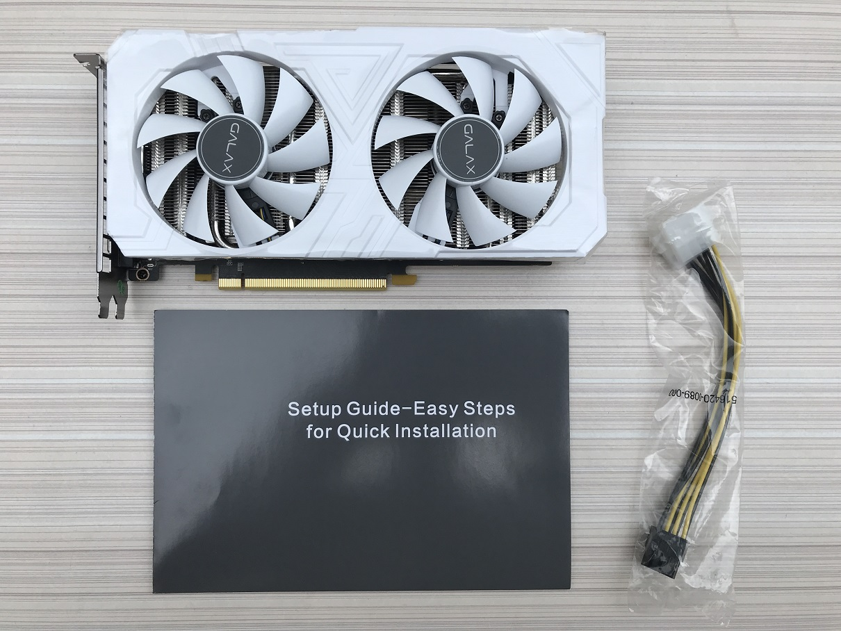 GALAX RTX 2060 1-Click OC Graphics Card Review ~ Computers and More