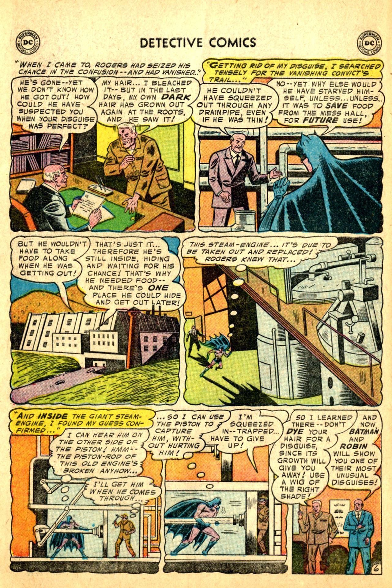 Read online Detective Comics (1937) comic -  Issue #227 - 8