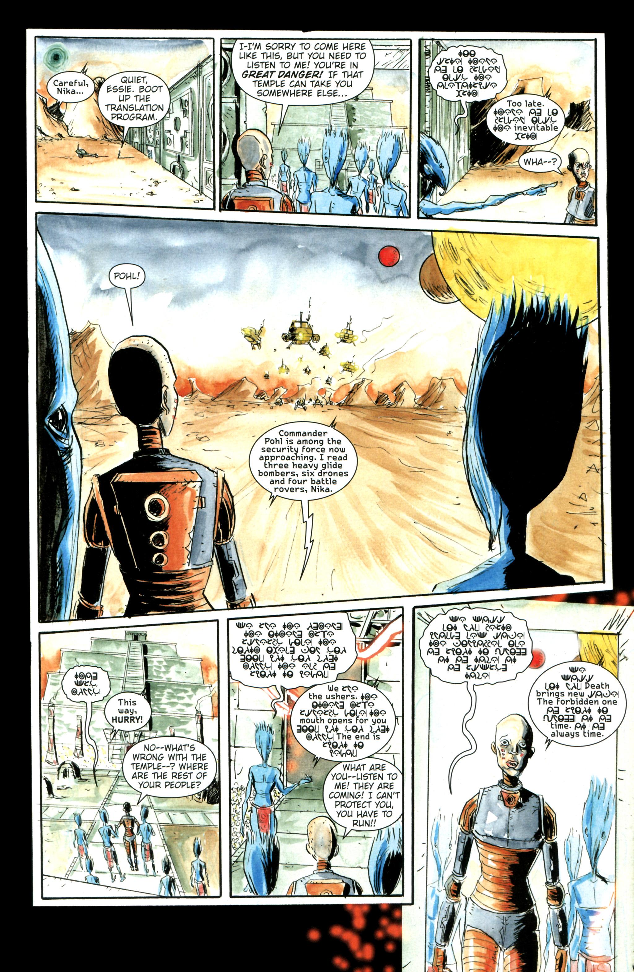 Read online Trillium comic -  Issue #3 - 15