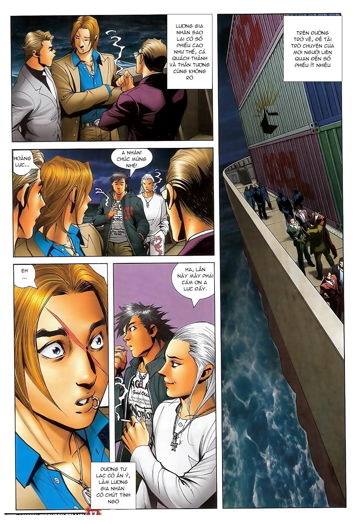 Người Trong Giang Hồ - Chapter 1495: Thiên lý truy hung - Pic 16