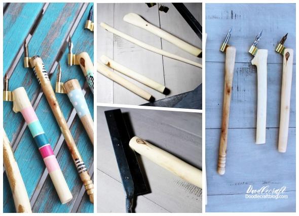 caligrafía, plumin, soportes oblicuos, lettering, manualidades