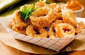 Resep Spicy Calamary