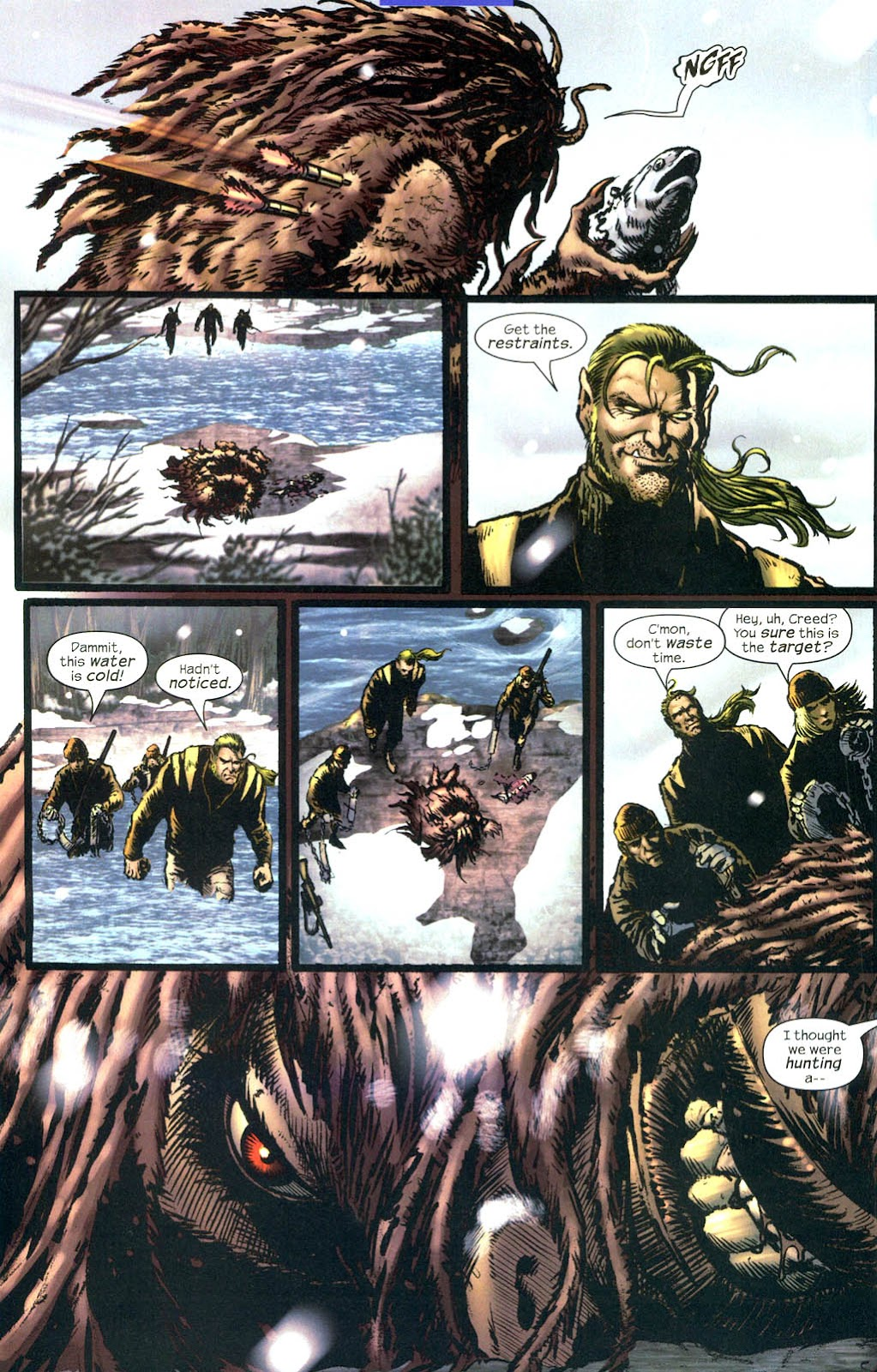 Read online Wolverine (2003) comic -  Issue #13 - 7