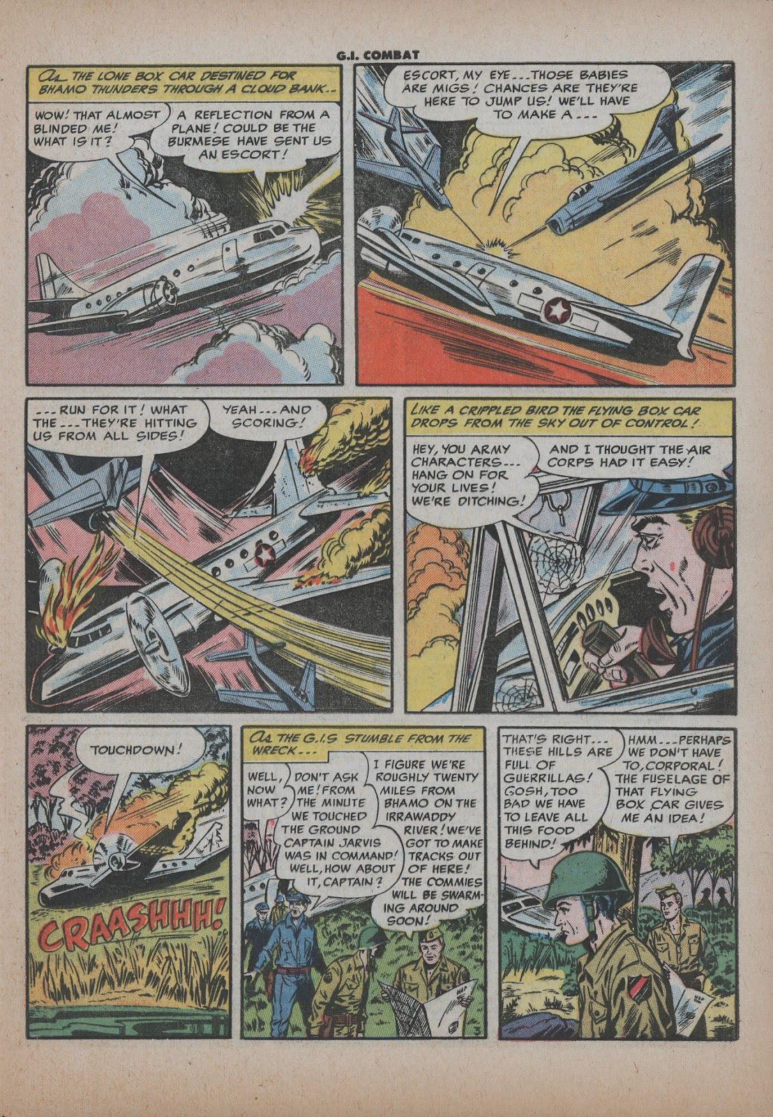 G.I. Combat (1952) issue 26 - Page 29