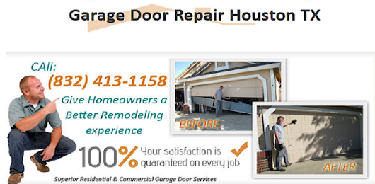 Garage Door Repair 77002