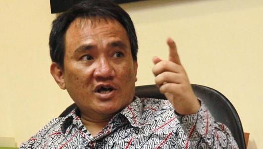 Andi Arief: Setan Gundul Bisiki Prabowo Menang 62 Persen